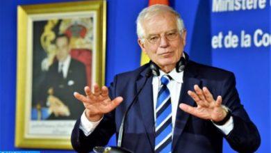 Photo de Cuando Josep Borrell quiebra, con contundentes argumentos, los sueños separatistas del Polisario y Argelia