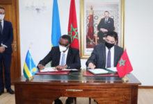 Photo de Marruecos y Ruanda firman dos acuerdos de cooperación