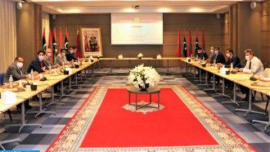 Photo de Diàlogo inter-libio: nueva ronda de conversaciones en Marruecos