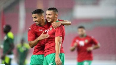 Photo de Fútbol/Amistoso: La selección nacional derrota a su homóloga senegalesa (3-1)