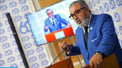 Photo de Hachimi Idrissi: La televisión de información en continuo de la MAP ambiciona repatriar una parte de la audiencia para consolidar la soberanía nacional en materia de información