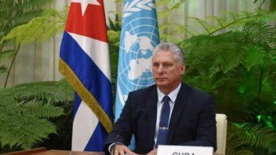"""Photo de Y del """"pueblo saharaui"""" se acordó el presidente cubano  Por Hassan Achahbar"""
