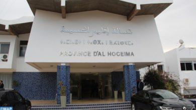 Photo de Al Hoceima:  Medidas restrictivas tomadas para contrarrestar la propagación de Covid-19