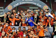 Photo de Fútbol: La FIFA felicita al RSB por su título continental