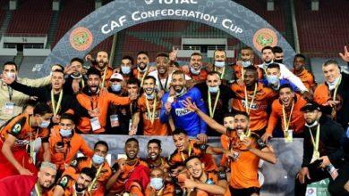 Photo de Copa CAF: RSB campeón tras su minima victoria ante Pyramids (1-0)