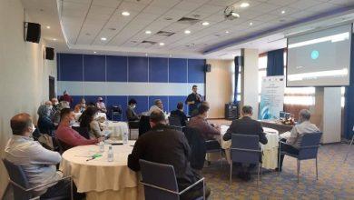 Photo de Reunión del grupo de reflexión para el monitoreo y seguimiento de la contaminación del agua en Tánger