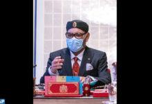Photo de Su Majestad el Rey Mohammed VI preside un Consejo de ministros (Actualizado)
