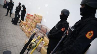 Photo de Frustrada en Guelmim una operación de tráfico internacional de drogas, e incautada más de una tonelada de chira