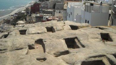 Photo de Hallazgo en Tánger: Otras tumbas fenicias en Hafa