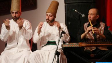 """Photo de   Desafiando las circunstancias:  Abierta la 13ª edición del Festival de Fez de la cultura sufí sobre el tema """"el arte de la transmisión"""""""