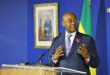 """Photo de El ministro gabonés de Asuntos Exteriores reafirma el apoyo """"constante"""" de su país a la marroquidad del Sahara"""