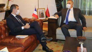 Photo de Marruecos y Francia decididos a reforzar más la cooperación en materia de seguridad