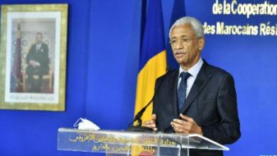 """Photo de Chad no tiene ninguna relación con la seudo """"RASD"""" desde 2006 (ministro de AE)"""