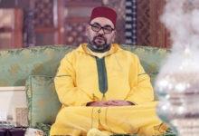 Photo de SM el Rey, Amir Al-Mouminine, preside una velada religiosa en conmemoración del Eid Al-Mawlid Annabaoui Acharif