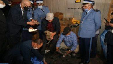 Photo de Casablanca: Tres personas detenidas por presunto vínculo con una red activa en el tráfico internacional de drogas (DGSN)