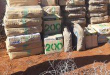 Photo de Al Hoceima/Ayer: Elementos de aduana incautan una cantidad importante de hachís «Shira»