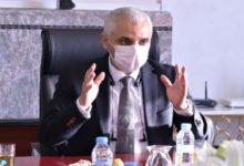 Photo de Política y psicología popular  Mi peluquero y yo  Vacuna anti-covid-19 marroquí  Para nosotros y para el prójimo