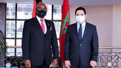 Photo de Malaui saluda la acción «pacífica» y «decisiva» de Marruecos para garantizar la libre circulación en El Guergarat