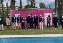 Photo de La marroquí Maha Haddioui termina 4ª en el Open de España de golf, por Francisco Acedo