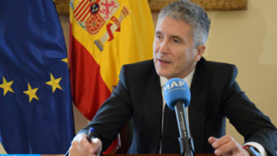 """Photo de La coordinación con Marruecos es """"extraordinaria"""" (Ministro del Interior de España)"""
