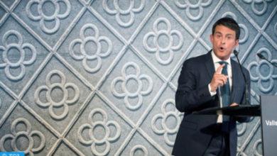 Photo de El polisario está implicado en «el tráfico de armas, de seres humanos y de drogas» (Manuel Valls)