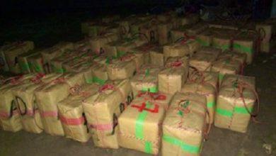 Photo de Incautadas en Arcila más de 2,3 toneladas de chira, un individuo arrestado (DGSN)