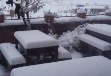 Photo de Marruecos/Primera nevada:  ¡Qué precioso es mi país!