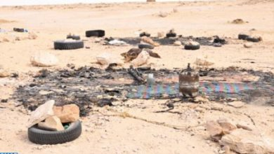 Photo de El Guerguarat: El botín que delata la expedición «civil» del Polisario