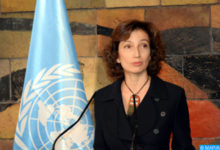 Photo de Marruecos apoya la candidatura de Audrey Azoulay para un segundo mandato al frente de la Unesco