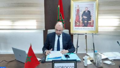 Photo de Marruecos llama a una acción «pragmática, realista y concertada» para alcanzar objetivos palpables a fin de «silenciar las armas»