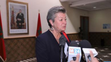 Photo de Marruecos, un socio «muy fiable» con el que la UE desea continuar la asociación (Comisaria de la UE)