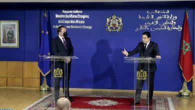 Photo de Nasser Bourita: Es hora de que evolucione la Política Europea de Vecindad