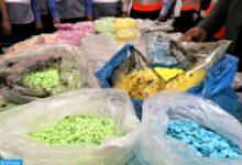 Photo de Marrakech: Detención de una mujer y su hijo por posesión de 6.025 pastillas psicotrópicas (DGSN)